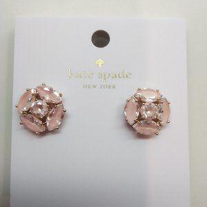 "Kate Spade New Blush ""Flying Colors"" Earrings"